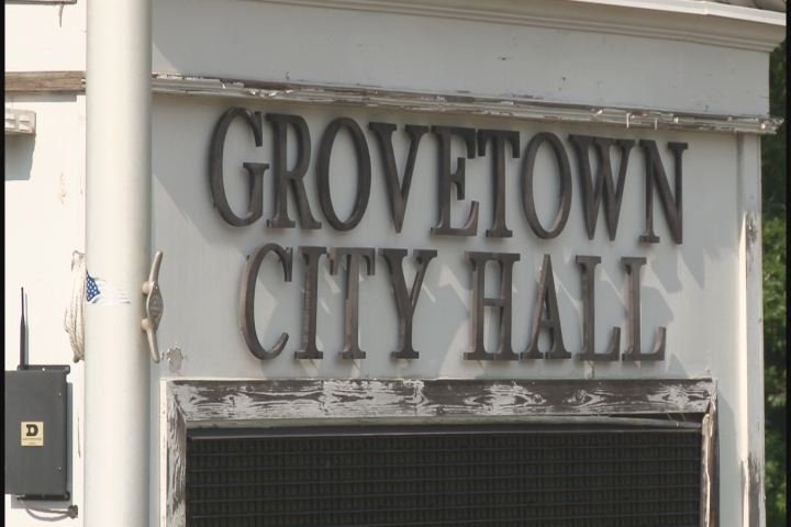 City of Grovetown Annual Fire Hydrant Testing & Flushing (Source: WFXG)