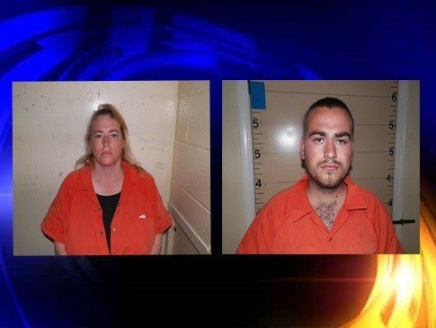 Susan Lovette and Christopher Lovette are each charged with giving false statements, tampering with evidence, concealing death and financial transaction card fraud. (Source: Jenkins Co. Sheriff's Office)