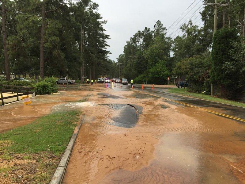 City Of Aiken Water Dept