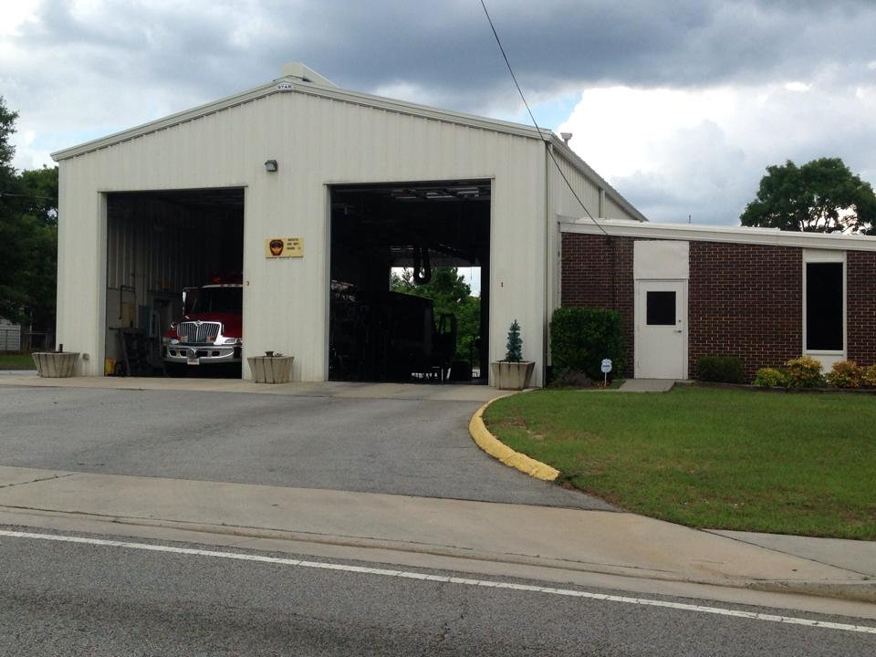 Augusta Fire Department (photo: WFXG)