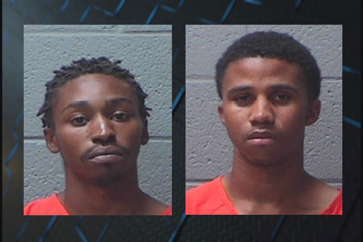 Gethers, left, and White (Source: OCSO)