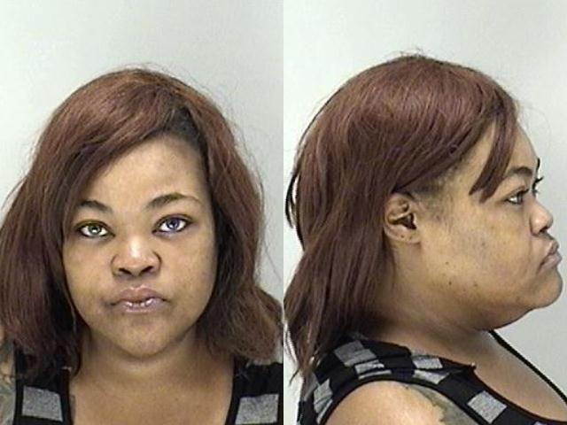 Latoya Bell (Source: Richmond Co. Sheriff's Office)