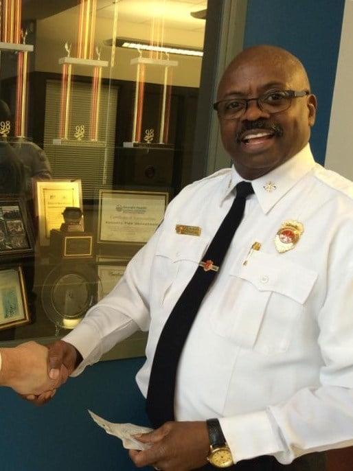 Fire Marshal Jason Beard