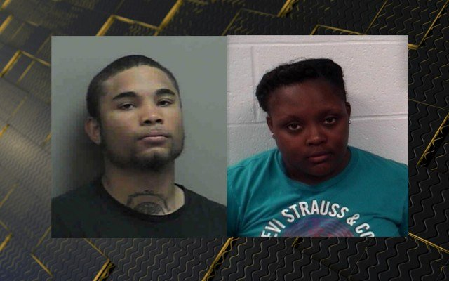 Donovon Raishad Fitts and Jermanique Vashon Franklin (Source: Warren County Sheriff's Office)
