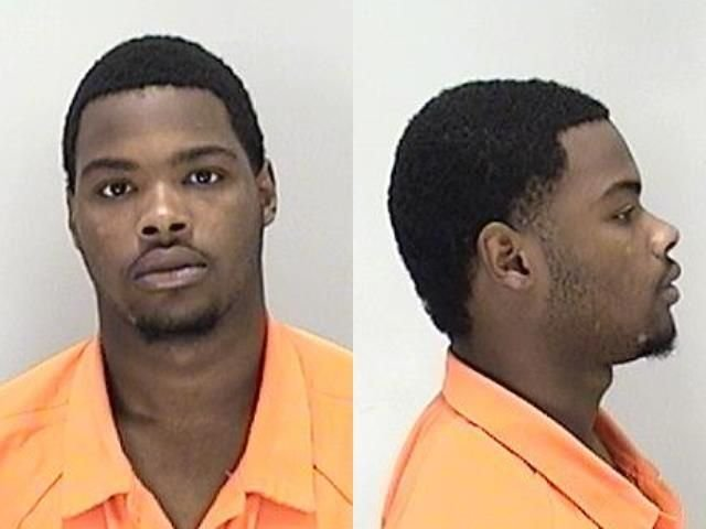 Tarez Gordon (Source: RCSO)
