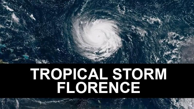 Hurricane Florence (WTOC)