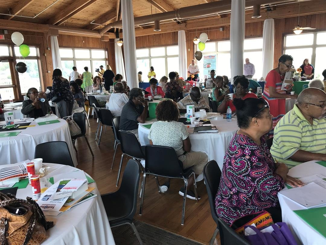 Emergency Preparedness Summit for seniors held at Augusta Boathouse